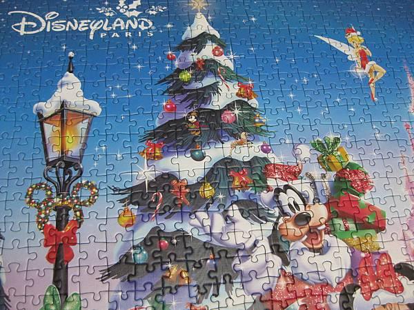 2017.12.16 1000pcs Disneyland Paris - Christmas (2).JPG