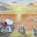 2018.01.12 1000pcs Snoopy's Sunset (5).jpg