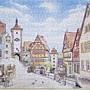 2018.01.30 500pcs Doll's Village, Rothenburg, Germany (1).jpg