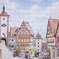 2018.01.30 500pcs Doll's Village, Rothenburg, Germany (6).jpg