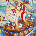 2018.03.25 300pcs The Adventures of Pirate Snoopy (3).jpg