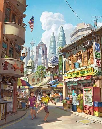 Pintoo 500pcs Good Morning Malaysia.jpg