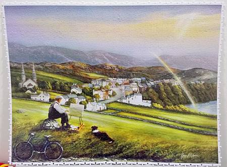 2018.04.16-17 1200pcs 雨後的愛爾蘭 Irish Landscape (1).jpg