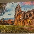 2018.04.24 1000pcs Colosseum at dawn (1).jpg