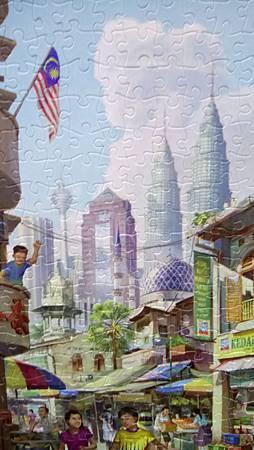 2018.04.25 500pcs Good Morning Malaysia 清晨街景 (2).jpg
