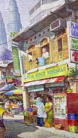 2018.04.25 500pcs Good Morning Malaysia 清晨街景 (3).jpg
