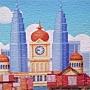 2018.04.27 1000pcs Colorful Malaysia 繽紛馬來西亞 (4).jpg