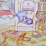 2018.05.14-15 1200pcs Undisturbed in the Study 房裡的悠閒時光 (3).jpg