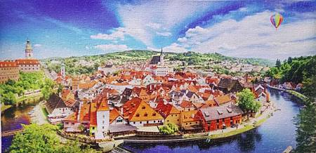 2018.05.18 800pcs Cesky Krumlov, Czech Republic 捷克 - 克魯姆洛夫 (1).jpg