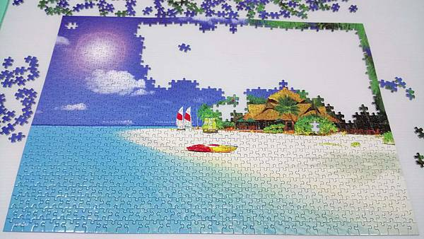 2018.07.06 1000pcs Clear Blue Beach (4).jpg