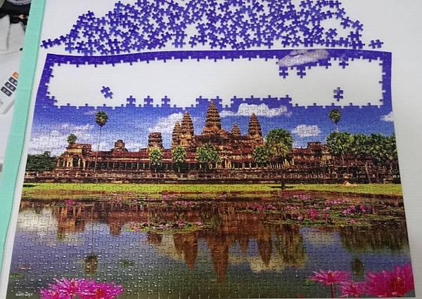 2018.07.09 1000pcs Angkor Wat (2).jpg