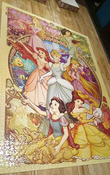 2018.08 2000pcs Disney Princess (3).jpg
