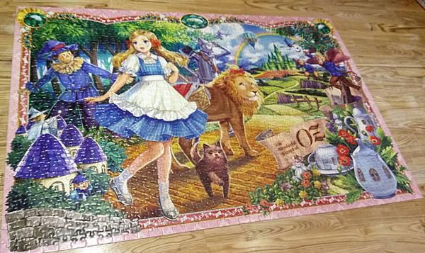 2018.08.11 1000pcs Tales of The Wonderful Wizard of Oz.jpg