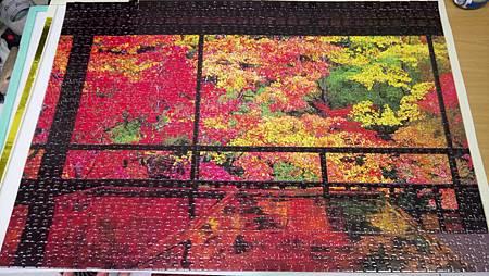 2018.10.10 1000psc Autumn leaves in Ruriko-in 紅葉映琉璃光院(京都) (2).jpg