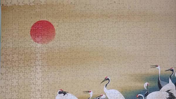 2018.10.13-14 1000pcs 旭日群鶴圖 (7).jpg