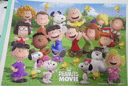 2018.10.24 500pcs Blue Sky - The Peanuts Movie (2).jpg