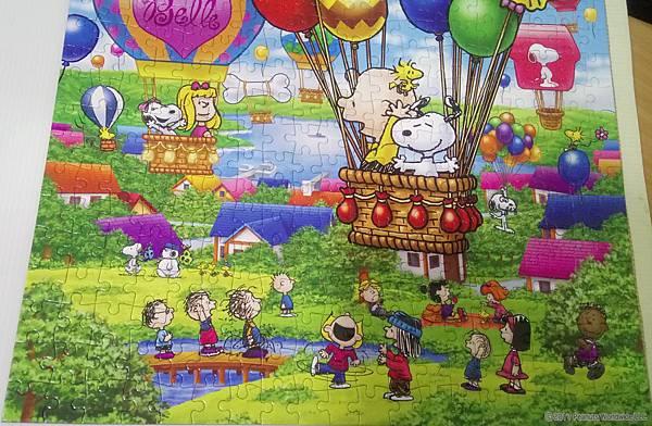 2018.10.26 500pcs Snoopy Ballon Flight (3).jpg