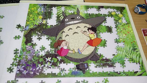 2018.10.28 500pcs Totoro Song (1).jpg