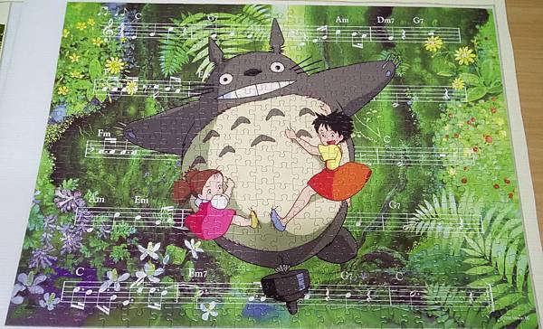 2018.10.28 500pcs Totoro Song (2).jpg
