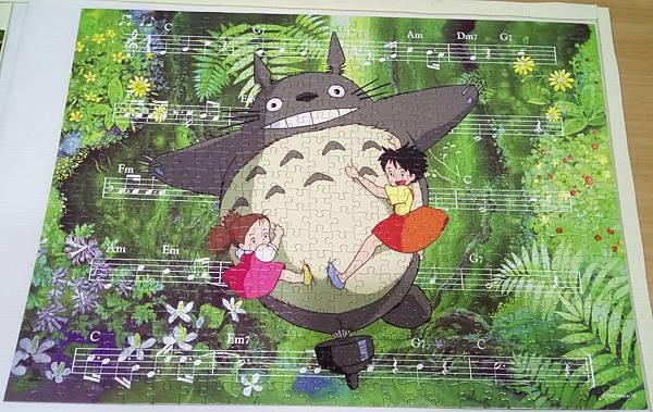2018.10.28 500pcs Totoro Song (5).jpg