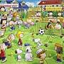 2018.10.31 500pcs Snoopy Football (1).jpg