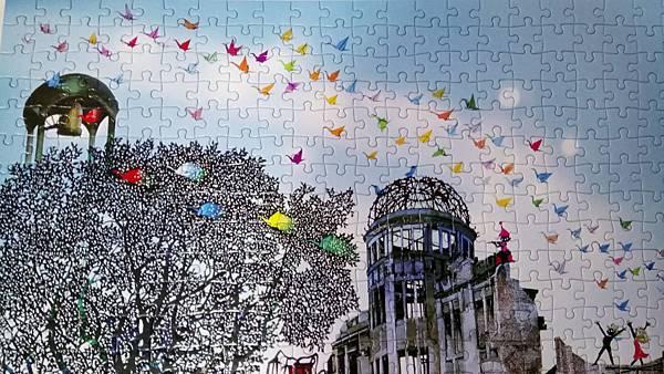 2018.12.14 500pcs Hiroshima Peace Memorial (2).jpg
