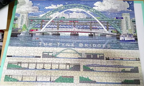 2019.01.27  1000pcs The Tyne Bridge (3).jpg