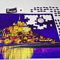 2019.02.19 1000pcs Mont Saint-Michel and its bay-3jpg