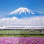 2019.03.11 500pcs れんげの花と富士山(静岡) (2).jpg