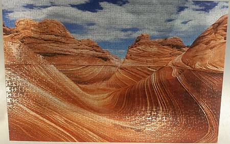 2019.04.24 1000pcs North Coyote Buttes - America.jpg