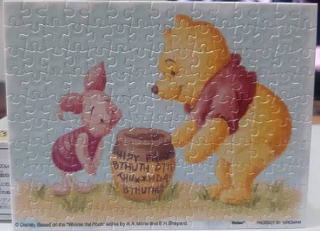 2019.05.03 150pcs Winnie the Pooh - Honey (1).jpg