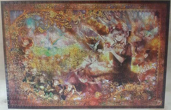 2019.05.25 1000pcs Tales of Snow White and the Seven Dwarves.jpg