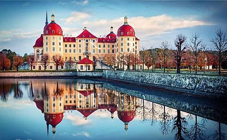 1000P德國 - 秋天的莫里茨城堡.jpg