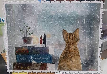 2019.06.12 300pcs Lovers and Cat 戀人與貓 (3).jpg