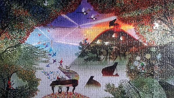 2019.06.14 1000pcs Symphony in the Forest リーフがそよぐシンフォニー (2).jpg