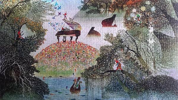 2019.06.14 1000pcs Symphony in the Forest リーフがそよぐシンフォニー (3).jpg