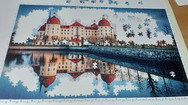 2019.06.19 1000pcs Moritzburg Castle, Germany (1).jpg