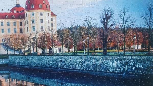 2019.06.19 1000pcs Moritzburg Castle, Germany (6).jpg