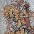 2019.06.22 500pcs Flower Fairies - The Gorse Fairies (4).jpg
