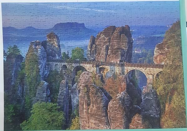 2019.06.28 500pcs The Bastei Bridge (1).jpg