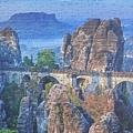 2019.06.28 500pcs The Bastei Bridge (2).jpg