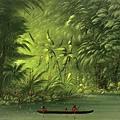 Grafika 300P Entrance to a Lagoon, Shore of the Amazon, 1854-1869.jpg