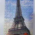 2019.07.10 300pcs The Eiffel Tower among Flowers (2).jpg