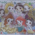 2019.07.18 1000pcs Lovely Disney Princess 公主系列 - 可愛公主 (1).jpg