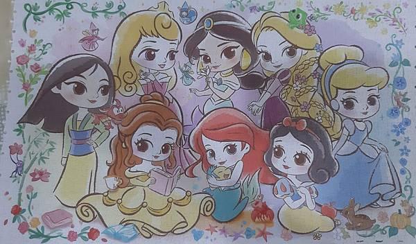 2019.07.18 1000pcs Lovely Disney Princess 公主系列 - 可愛公主 (2).jpg