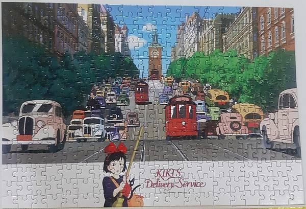 2019.07.24 300pcs Kiki's Delivery 魔女の宅急便 (4).jpg