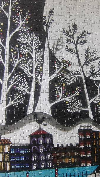 2019.07.24 500pcs City of White Trees 白い木の街 (4).jpg