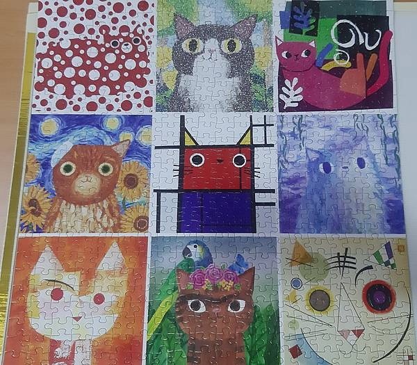 2019.07.26 500pcs Artsy Cats (2).jpg