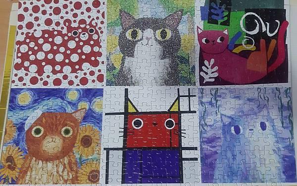 2019.07.26 500pcs Artsy Cats (3).jpg