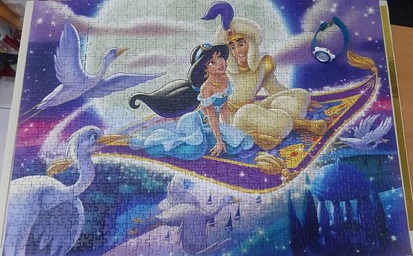 2019.08.03 1000pcs Aladdin - Disney Collector Edition (TPD) (1).jpg